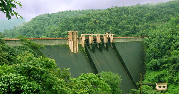 idamalayar-dam