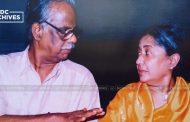 മാധവിക്കുട്ടിയും ടി.പത്മനാഭനും