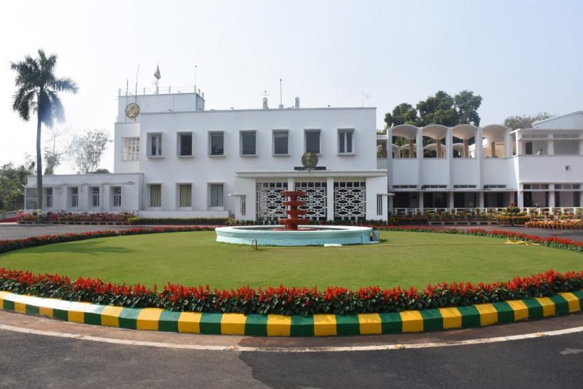 Odisha Raj Bhavan. Image Courtesy: The Samikhsya