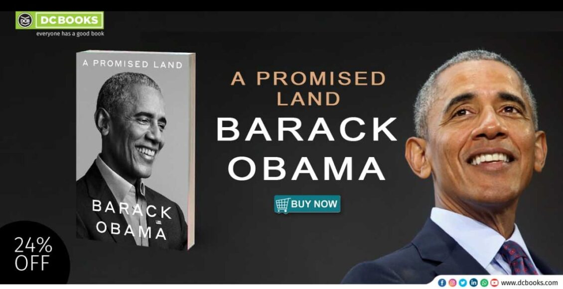 A Promised Land Book by Barack Obama