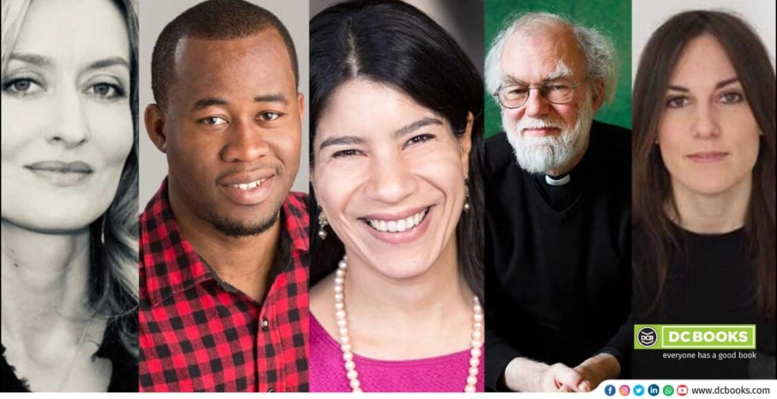 Booker Prize judges for 2021