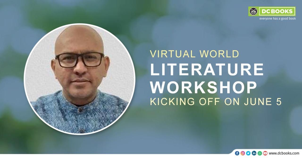 Virtual world literature workshop