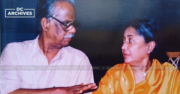 ഒരു ഓര്മ്മച്ചിത്രം: മാധവിക്കുട്ടിയും ടി.പത്മനാഭനും