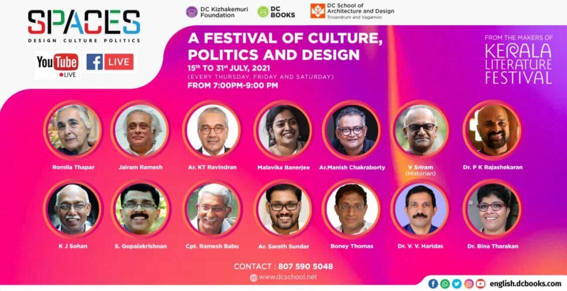 A festival of Culture, Politics and Design